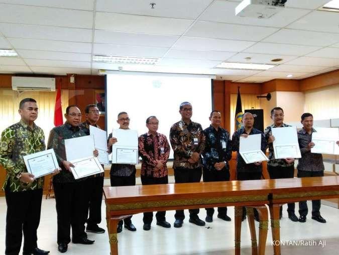 Tujuh pelabuhan tanda tangani pakta integritas penerapan Inaportnet