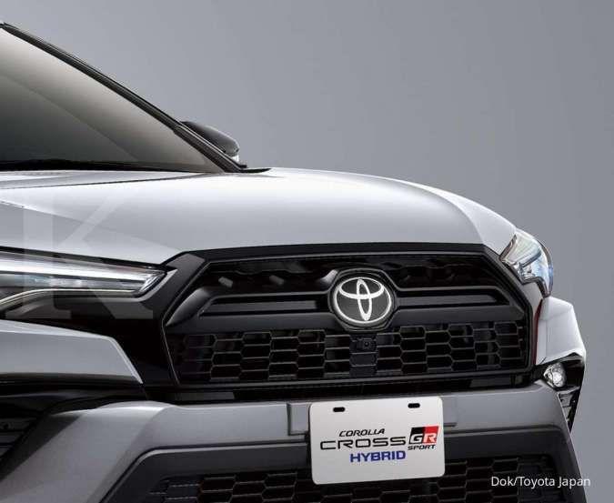 Mobil Toyota Corolla Cross GR Sport