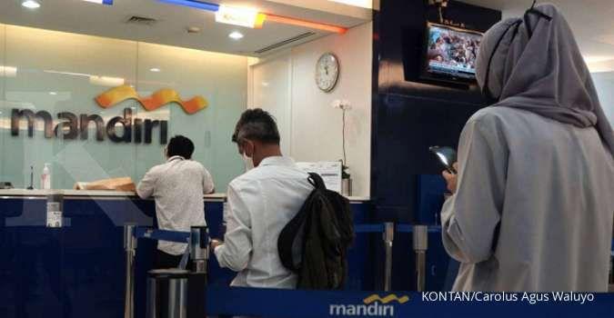 Kebut penyaluran dana PEN segmen UMKM, Bank Mandiri gandeng Jamkrindo dan Askrindo
