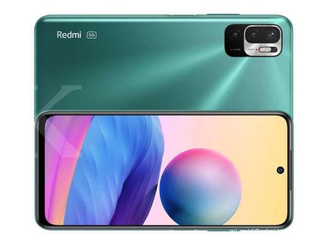 Punya fitur 5G dan RAM 8GB, Redmi Note 10 5G cuma seharga Rp 3 jutaan
