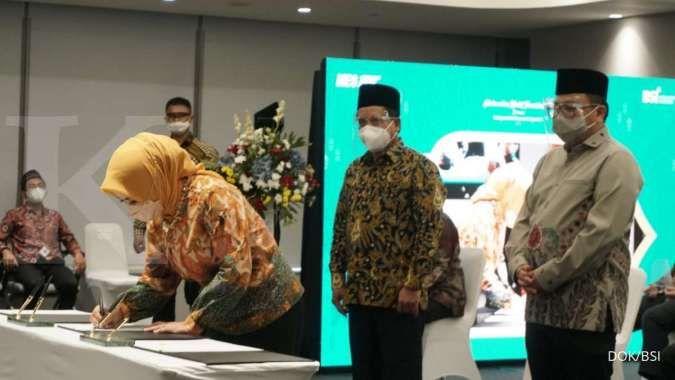 BSI gandeng MES dan Pertamina salurkan pembiayaan Pertashop buat pesantren