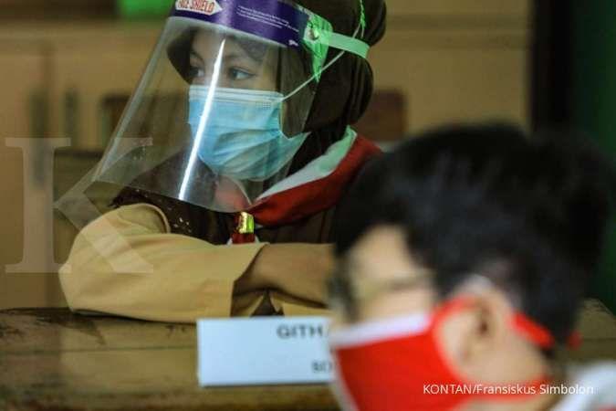 Per Senin (19/4): Kasus Corona di DKI Jakarta tambah 973