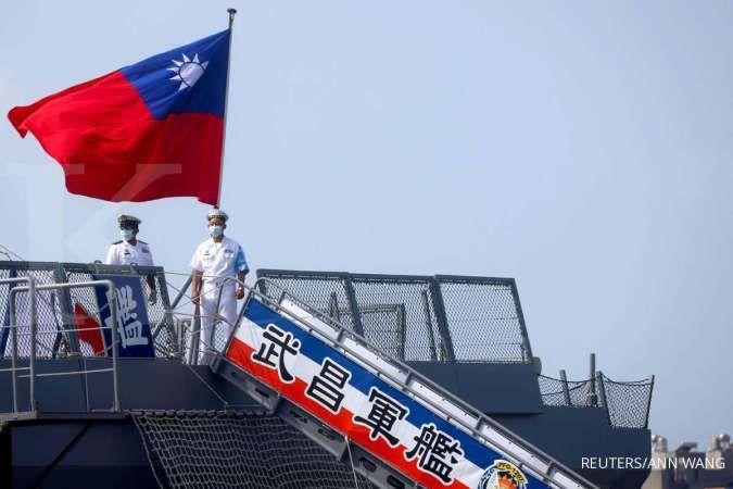 Taiwan: Kami tidak akan memulai perang dengan China