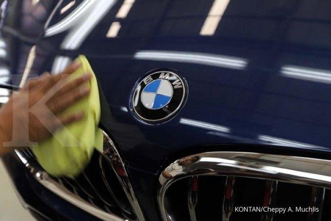 BMW jadi transportasi resmi gelaran Java Jazz 2020