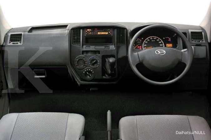 Harga mobil bekas Daihatsu Gran Max (Interior Gran Max)