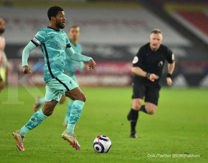 Segera putuskan masa depan di Liverpool, Wijnaldum semakin dekat dengan Barcelona