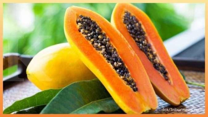 Ini buah-buahan segar yang bisa menguatkan tulang bila dikonsumsi secara rutin