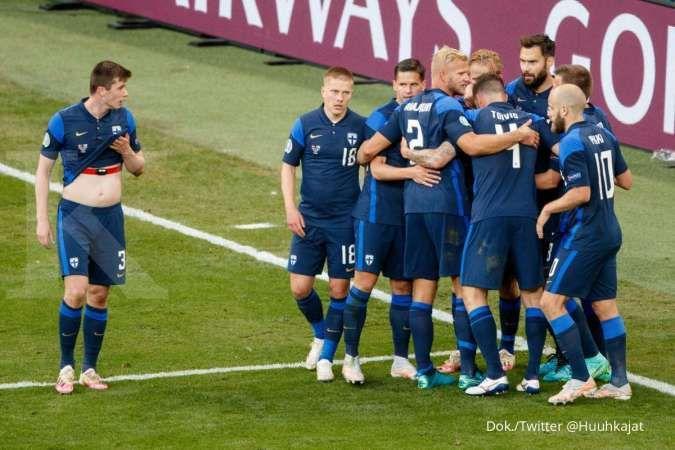 Jadwal Euro 2020 Finlandia vs Rusia: Sbornaya punya rekor positif jumpa Huuhkajat