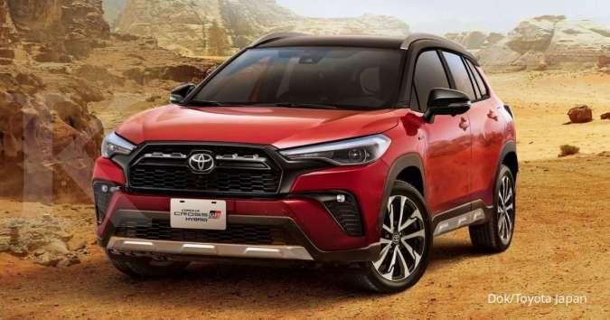 Resmi meluncur, harga mobil Toyota Corolla Cross GR Sport mulai Rp 450 jutaan
