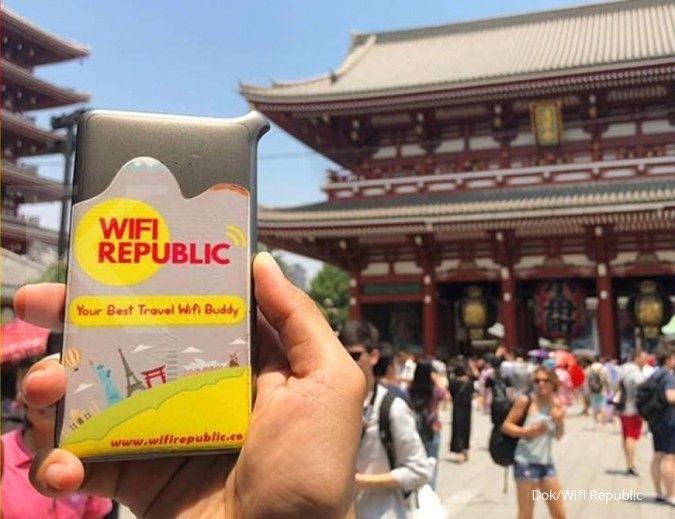 Wifi Republic: Permintaan sewa untuk ke China mendominasi di tengah isu virus corona