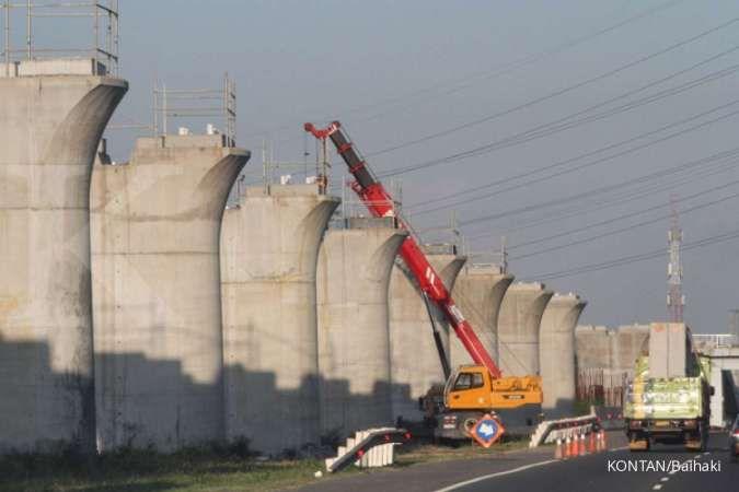 Jasa Marga (JSMR) pastikan proyek kereta cepat akan selesai tepat waktu