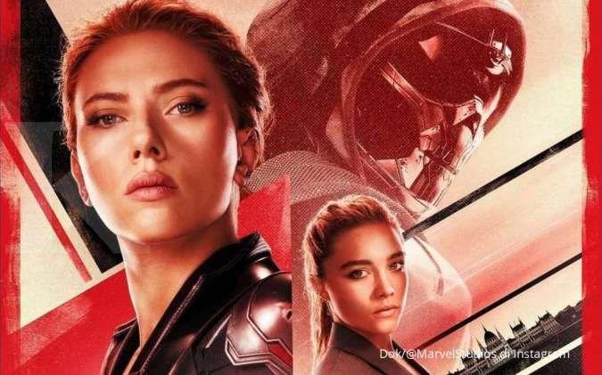 Scarlett Johansson gugat Disney terkait perilisan film Black Widow di streaming