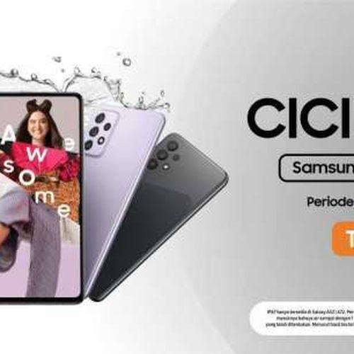 Samsung Financing Luncurkan Promo Triple & Double 0, Beri Kemudahan Miliki Smartphone di Masa Pandemi