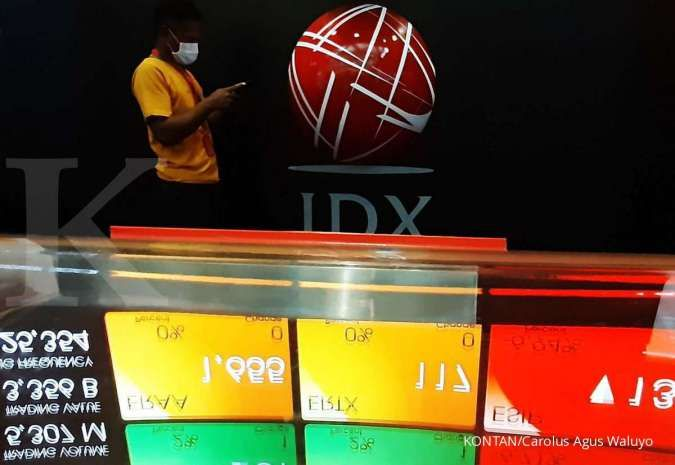 IHSG dibuka menguat pada awal perdagangan Jumat (12/3), asing catat net buy