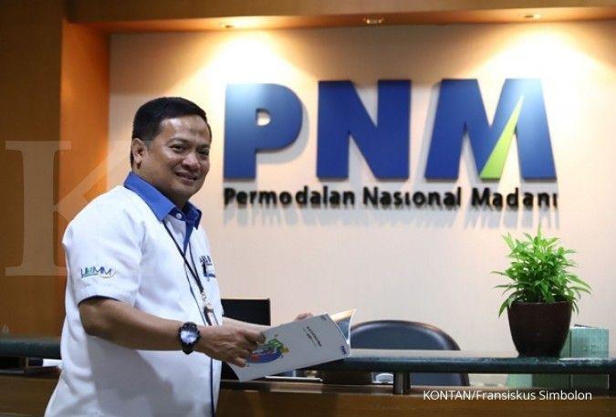 PNM catat nasabah aktif capai 9,6 juta per April 2021
