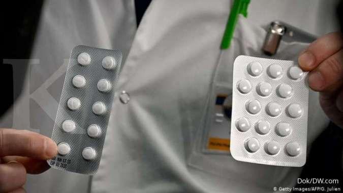 Awas! Ini tiga obat yang tidak boleh digunakan secara bebas oleh BPOM