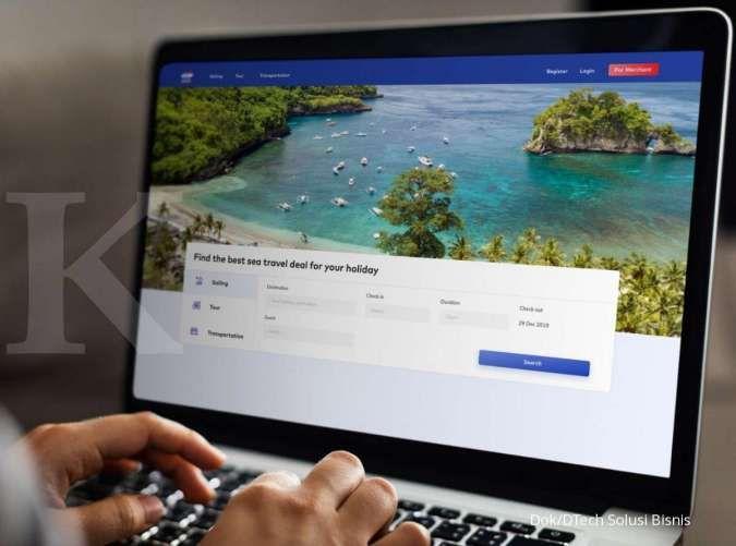 Mau jelajahi pulau-pulau di Indonesia? Traveler bisa pakai aplikasi ini