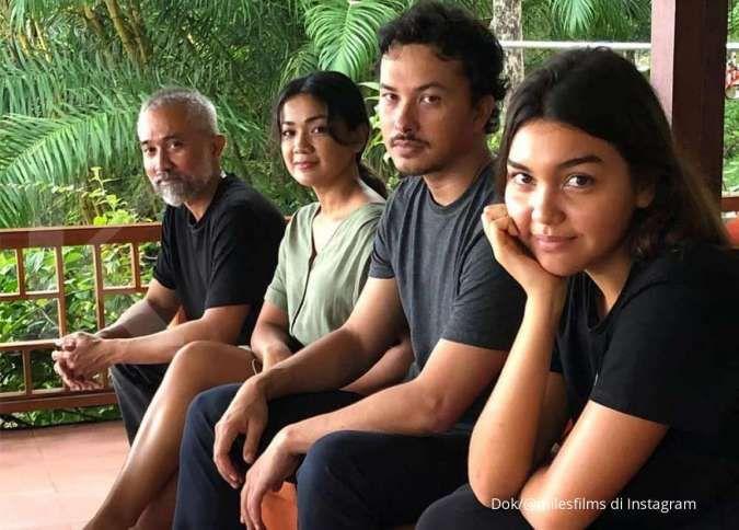 Nicholas Saputra di teaser trailer Paranoia, film Indonesia terbaru dari Miles Films