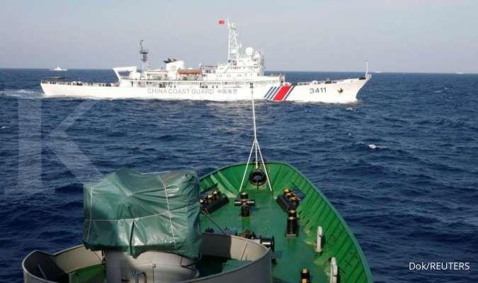 UU disahkan, penjaga pantai China boleh tembaki kapal asing di Laut China Selatan