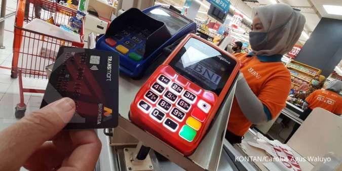 Sempat terkontraksi gara-gara PPKM, BNI sebut gesekan kartu kredit mulai memanas