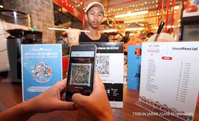 Bikin saldo GoPay gendut lagi, lebih praktis top up pakai BRI Mobile Banking