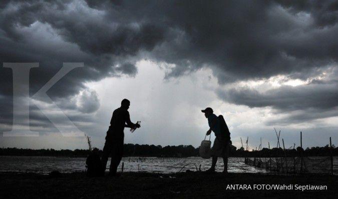 Cuaca ekstrem berpotensi terjadi di wilayah Indonesia ini hingga 24 Februari