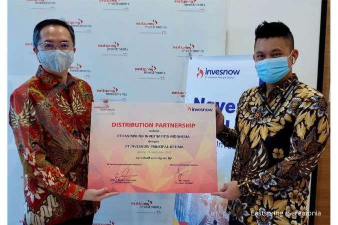 Eastspring Indonesia Jalin kerjasama dengan Invesnow, Perluas Investasi Reksa Dana