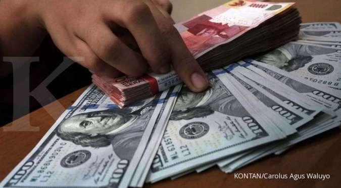 Kurs dollar rupiah di BCA, hari ini Rabu 10 Maret 2021