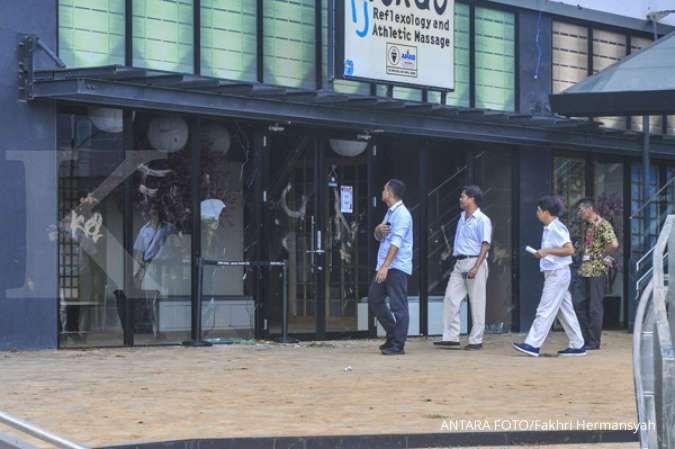 Polisi tetapkan 8 tersangka atas kasus perusakan fasilitas umum AEON Mall Cakung