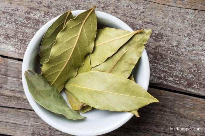 Jika berlebihan, daun salam berefek samping bagi kesehatan
