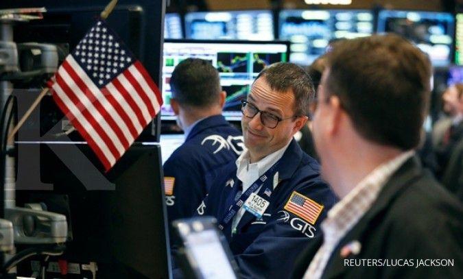 Dow Jones kehilangan 250 poin tadi malam