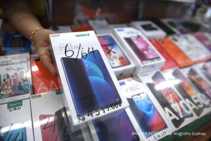 Pemerintah mengeluarkan regulasi untuk memblokir ponsel selundupan atau 'black market' melalui validasi database nomor indentitas ponsel (IMEI) pada Agustus 2019. ANTARA FOTO/Akbar Nugroho Gumay/aww.