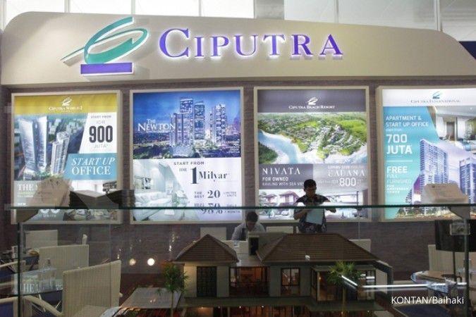 Punya proyek baru di Medan, ini rekomendasi saham Ciputra (CTRA) dari Panin Sekuritas