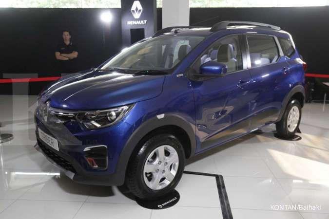 Renault: Triber merupakan bagian dari strategi untuk bisa merenggut pasar nasional