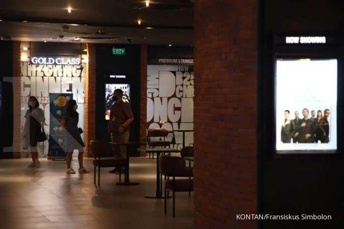 Graha Layar Prima (BLTZ) prioritaskan bioskop CGV di Jakarta yang buka kembali