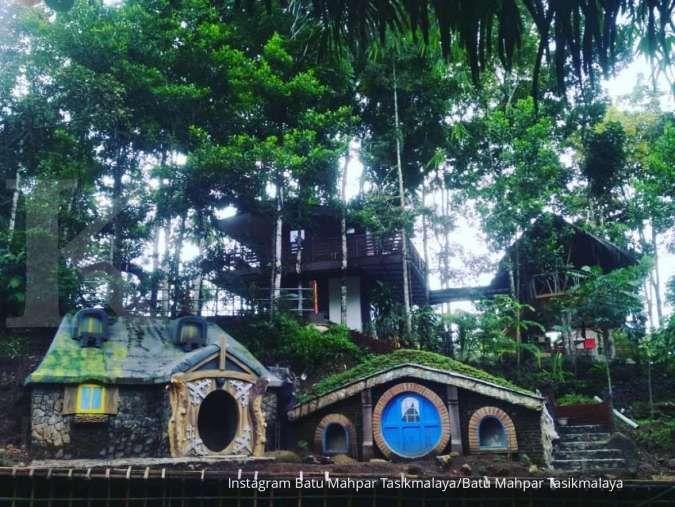 Destinasi wisata alam di Tasikmalaya, ada Batu Mahpar