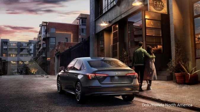 Rincian harga dari mobil Honda Civic 2022