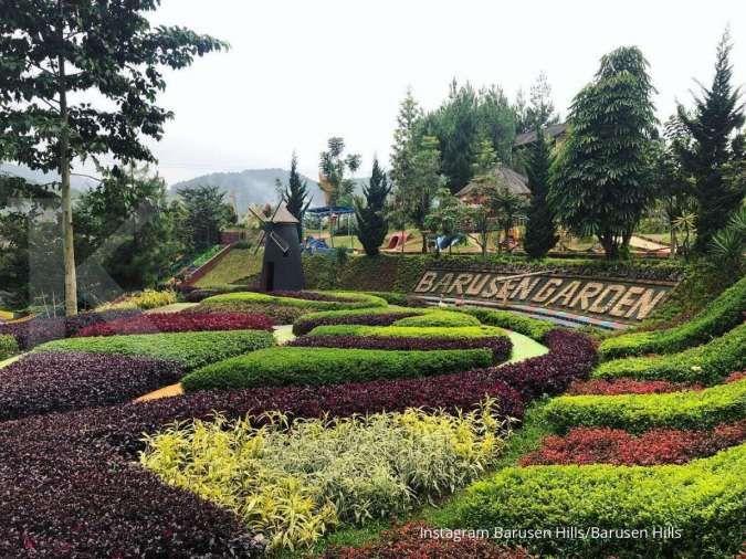 Rekomendasi tempat wisata alam di Ciwidey, bisa ke Barusen ...