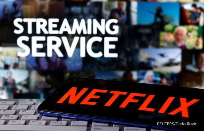 Persaingan video streaming kian sengit, Netflix segera buka toko online