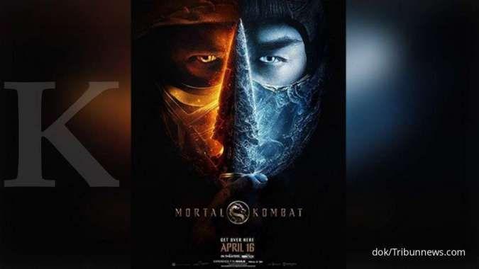 Segera tayang, tiket pre sale film Mortal Kombat sudah bisa dibeli mulai hari ini