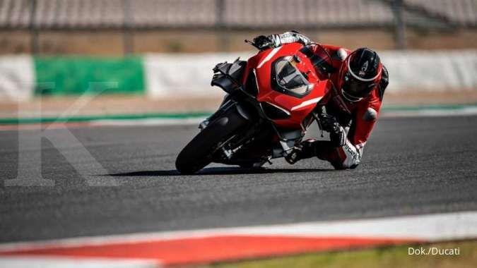 Ducati Panigale V4 Superleggera, sepeda motor termahal di dunia