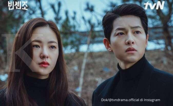 Inilah drakor baru di tvN yang akan tayang sepanjang tahun 2021