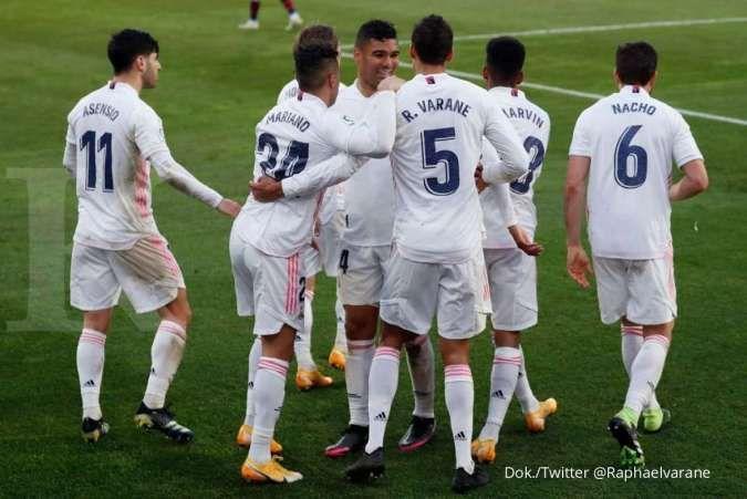 Raphael Varane akan hengkang dari Real Madrid, mendarat di Manchester United?