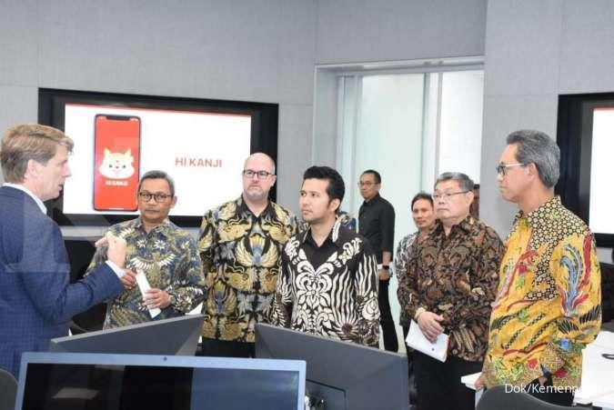 Wabah corona, Unit Pelayanan Publik Kemenperin tetap beroperasi