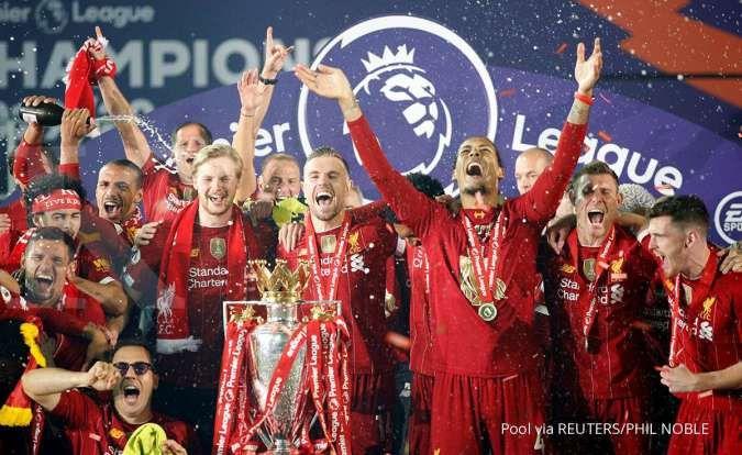 Rayakan gelar juara Liga Premier Inggris, rumah Fabinho malah kemalingan
