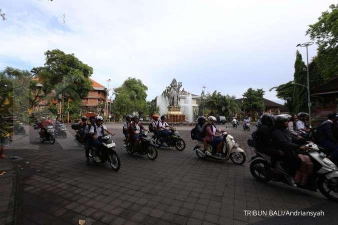 Cuaca hari ini di Jawa dan Bali: Semarang, Yogyakarta, Denpasar berawan