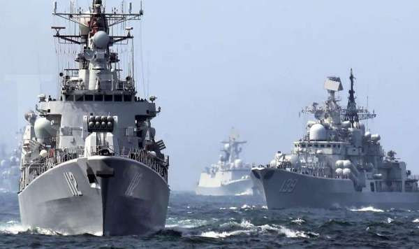 Panas di Laut China Timur, Jepang: China sudah menjadi ancaman jangka panjang