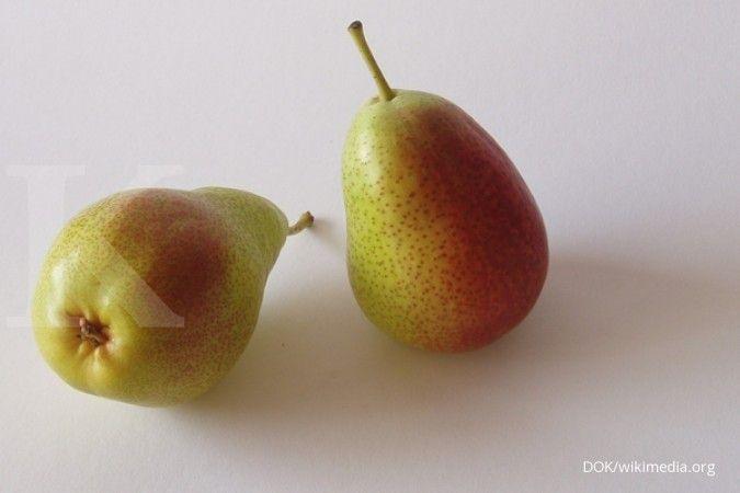 5 Manfaat buah pir untuk kesehatan, cocok jadi penurun berat badan