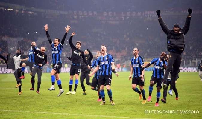 Virus corona menyebar ke Italia, laga Inter vs Ludogorets digelar tanpa penonton