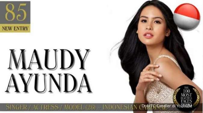 Profil dan perjalanan karier Maudy Ayunda, Forbes 30 Under 30 Asia 2021